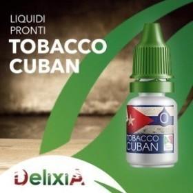 CUBAN TABACCO 10 ml DELIXIA