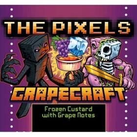 GRAPECRAFT 10ML THE PIXELS