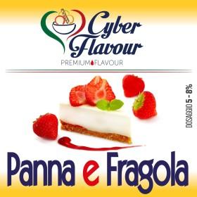 AROMA PANNA E FRAGOLA CYBER...
