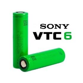 18650 VTC6 3000mAh 30A SONY