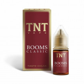 VAPE BOOMS 10ML - TABACCO TNT