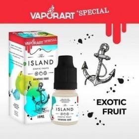 THE ISLAND 10 ml - VAPORART...