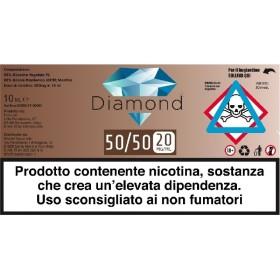 NICOSHOT 10ml 50/50 DIAMOND...