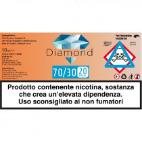NICOSHOT 10ml 70/30 DIAMOND...