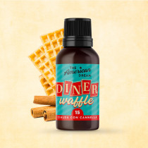DINNER WAFFLE -THE AMERICAN...